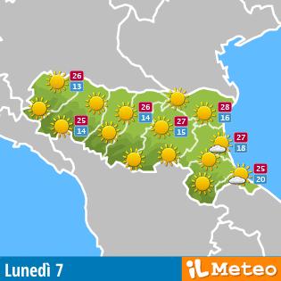 Il Meteo in Emilia-Romagna!