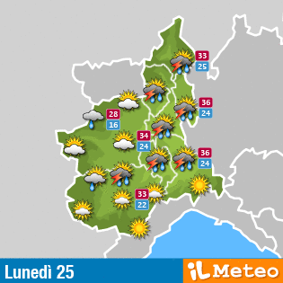 Meteo Piemonte