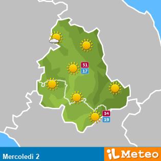 Meteo Umbria