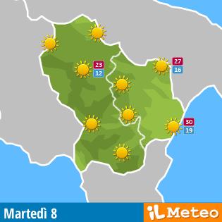 Meteo Basilicata