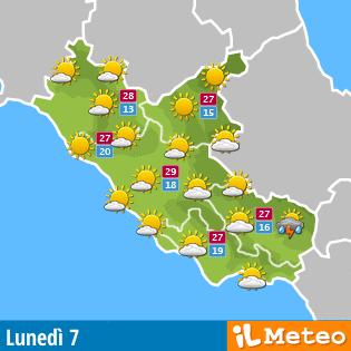 Meteo roma previsioni fino a 15 giorni - Meteo bagno di romagna domani ...