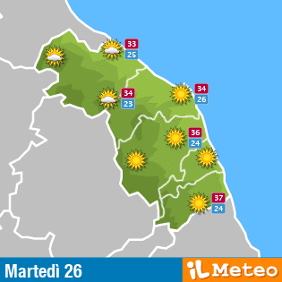 Meteo Marche