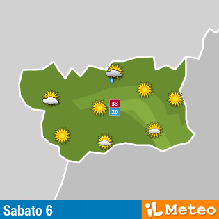 Meteo Valle d'Aosta by ilmeteo.it