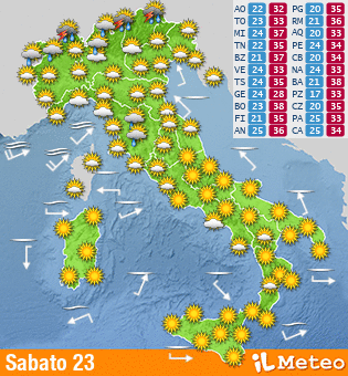 www.ilmeteo.it