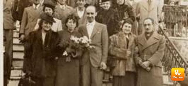 Il matrimonio di Amalia, e il cappotto tedesco