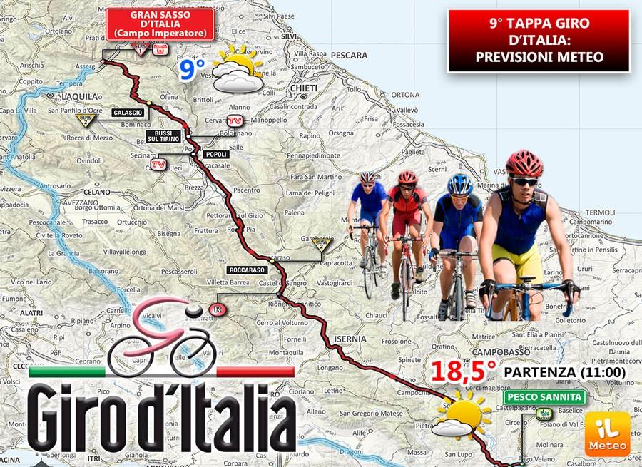 Lo sloveno Matej Mohoric vince la decima tappa del Giro d'Italia