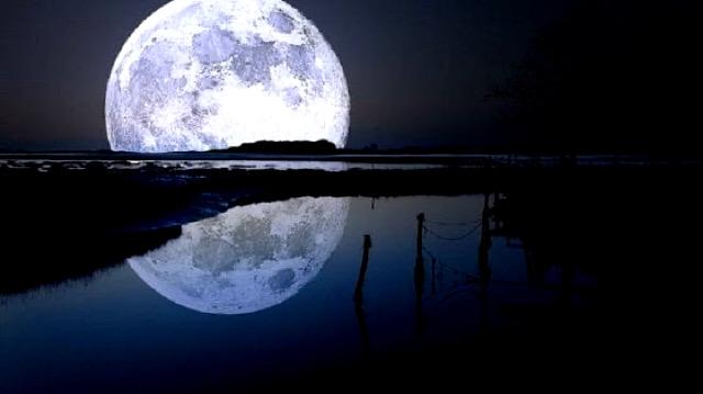 Alziamo gli occhi verso il cielo, è in arrivo una Superluna!