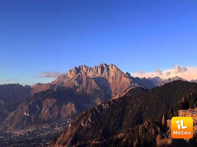 La neve è destinata a scomparire sulle Alpi, secondo l'ultimo rapporto IPCC