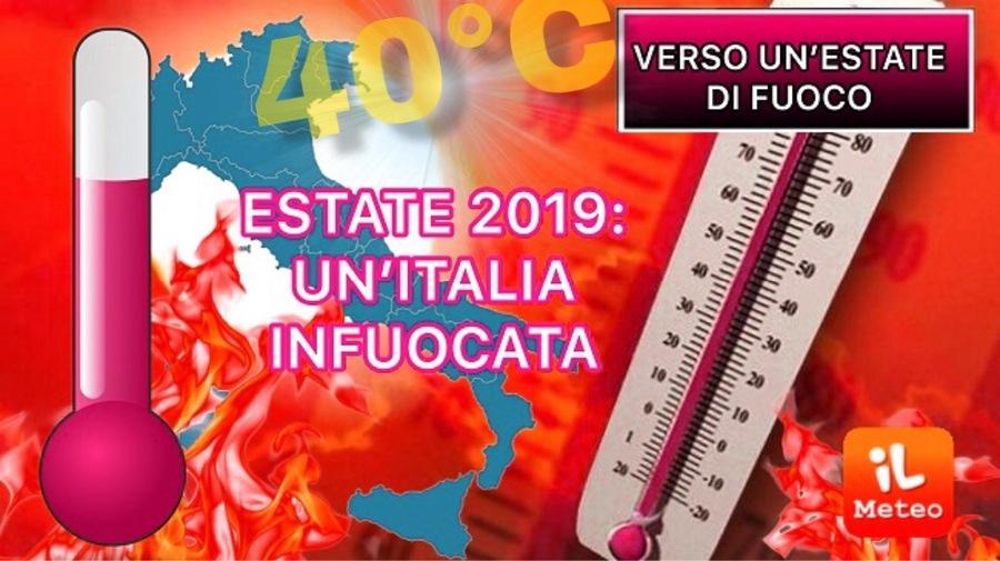 Meteo Estate 2019 Ritorna El Nino Pronti A Soffrire I 40 C Con Un
