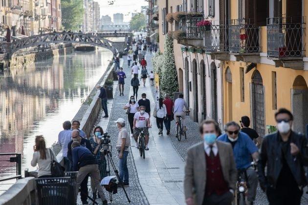 Milano contagi coronavirus