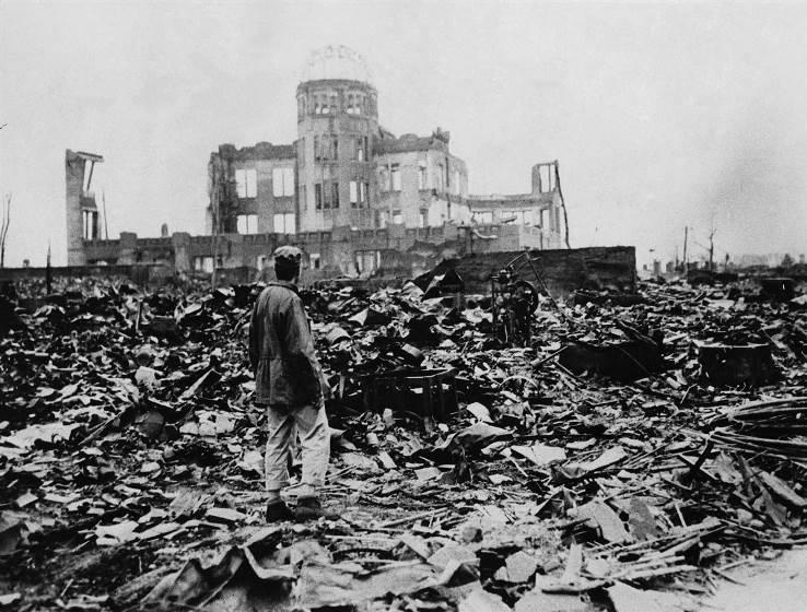 Risultati immagini per immagini bomba di Hiroshima in jpg