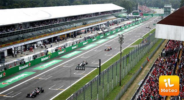 Le previsioni per il Gran Premio d'Italia