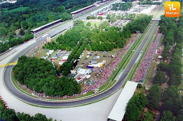 Il prossimo fine settimana si correrà il Gran Premio d'Italia di Formula 1