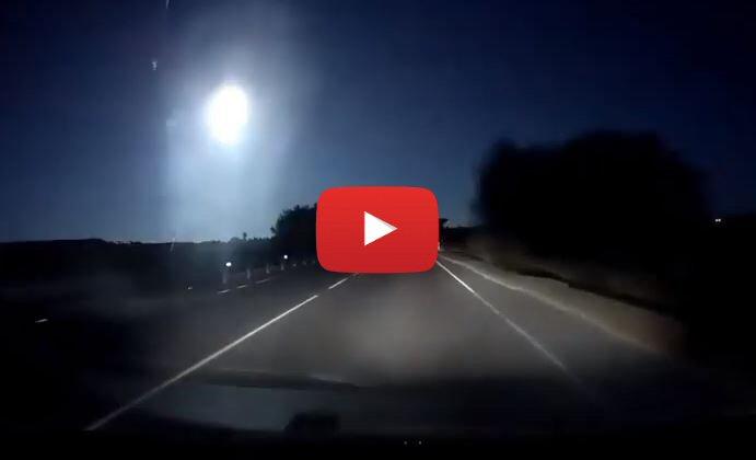 Meteorite sulla Sardegna, esplosione da 0,1 chilotoni - Spazio & Astronomia