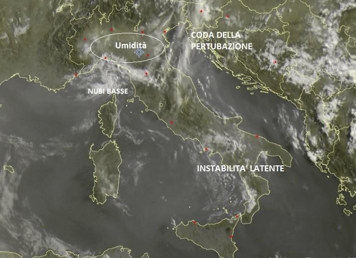 Allerta caldo: a Pescara due giorni da bollino rosso
