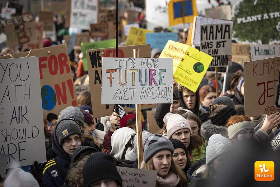 Fridays for Future: manifestazioni in tutta Italia