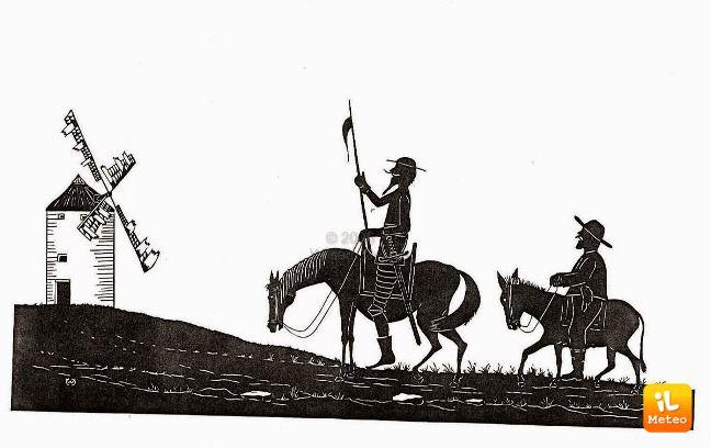 Muore l'autore di don Chisciotte, Cervantes