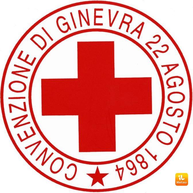 Il simbolo della Croce Rossa