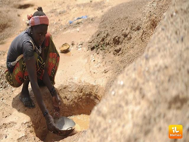 Il Cambiamento Climatico affligge in particolar modo alcuni settori dell'Africa