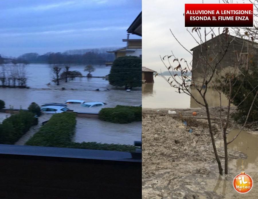 Alluvione Lentigione