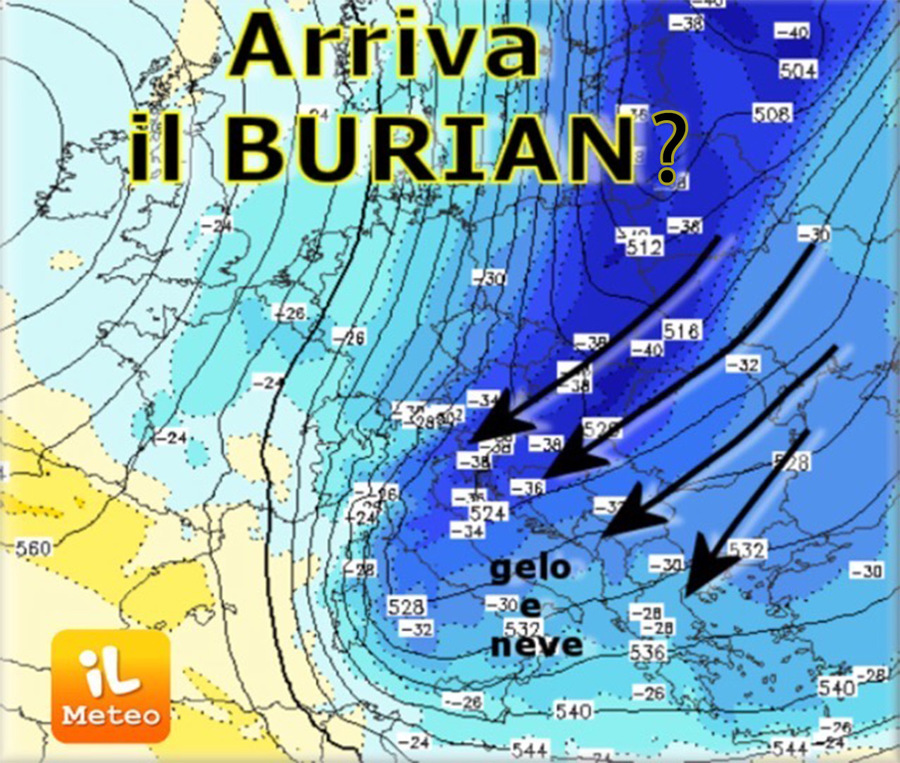 Burian o Buran? vediamo se e quando arriverà