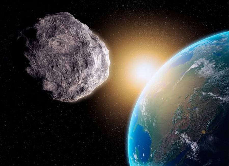 Un asteroide potrebbe colpire la Terra il prossimo 2 novembre