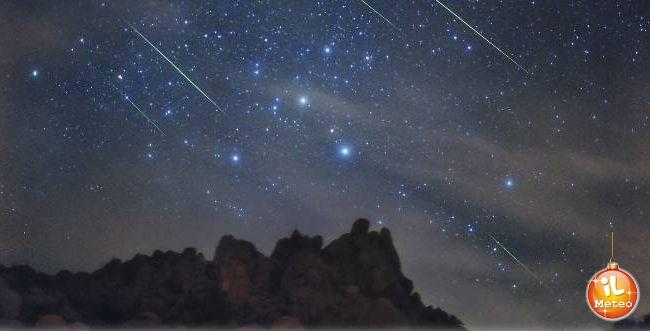Le stelle cadenti Astronomiaquadrantidi27122019