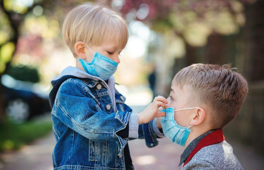 CORONAVIRUS: 90 MILA BAMBINI contagiati nelle ultime 2 ...