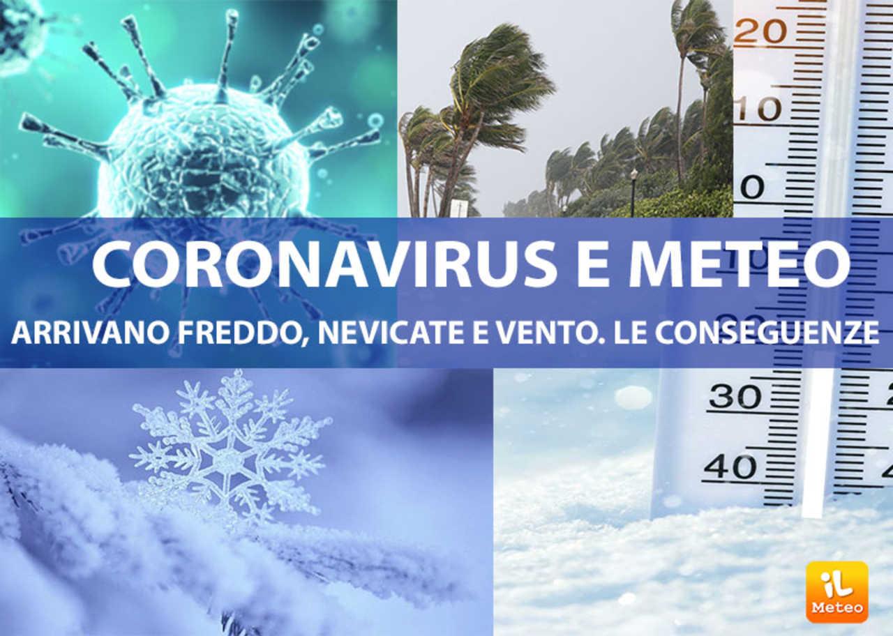 Il Freddo Quando Arriva meteo e coronavirus: il freddo, il gelo e la neve in arrivo