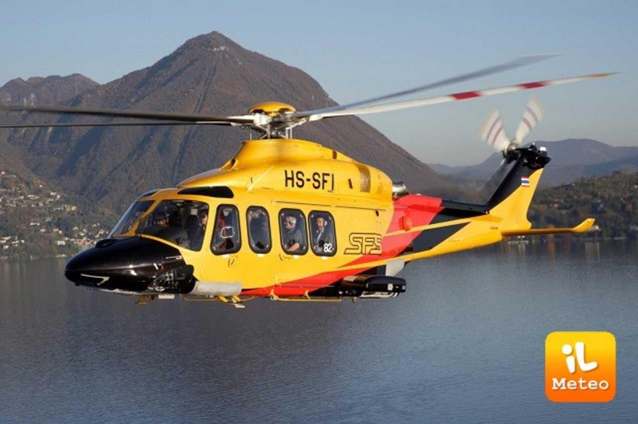 Elicottero 139 : Gran sasso precipita elicottero del 118 6 vittime » ilmeteo.it