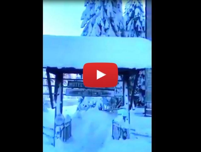 Meteo Cronaca DIRETTA VIDEO: BOLZANO, al Lago di Braies Paesaggio Imbiancato Mozzafiato. Ecco le Immagini - iLMeteo.it
