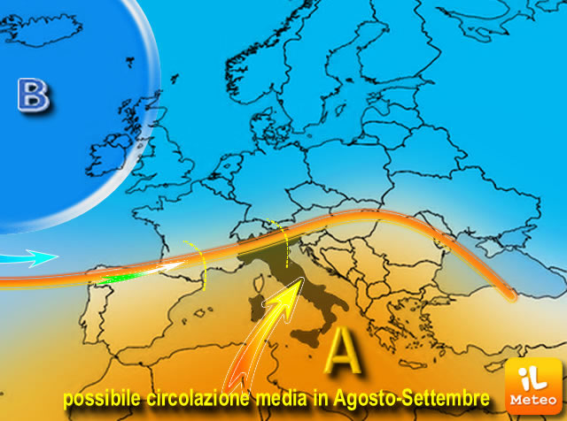 Meteo, un weekend al fresco: temporali in arrivo da Nord a Sud