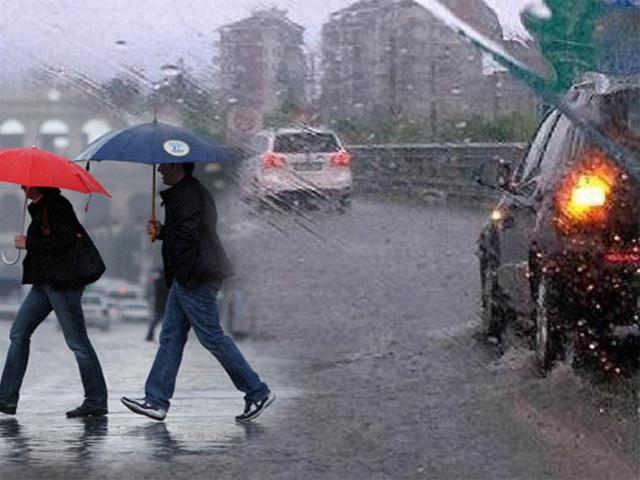 Sta ancora piovendo su mezza Italia
