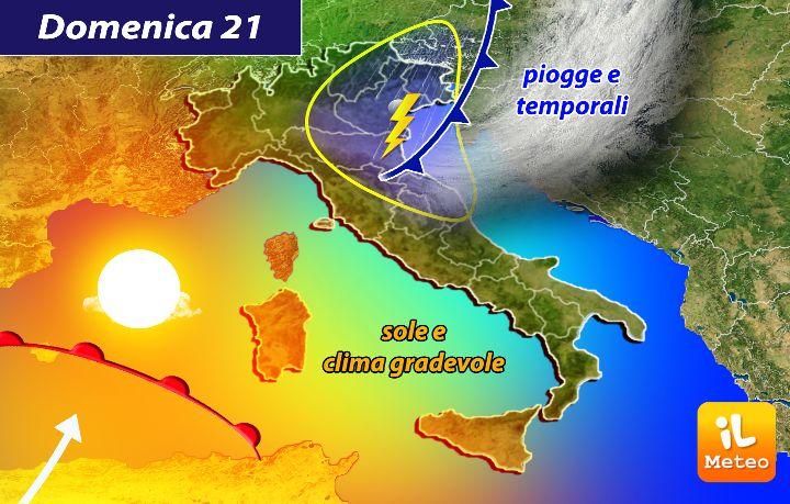 Meteo Ferragosto 2016 Milano sole il 15, poi arrivano i temporali