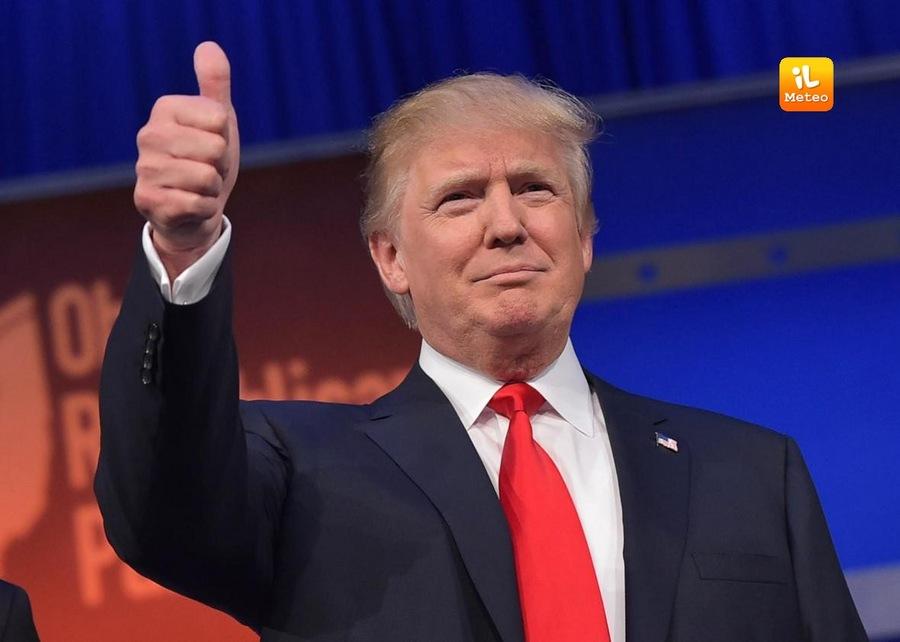 Donald J. Trump, nuovo presidente americano