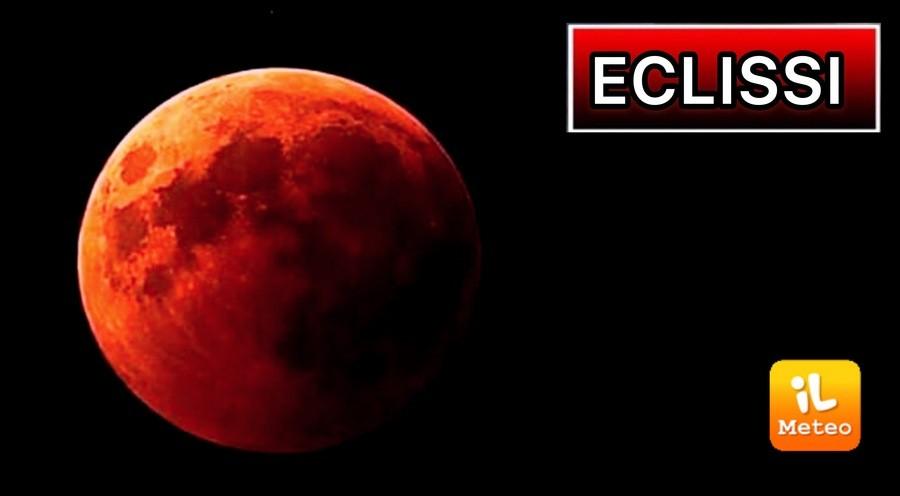 Eclissi di Luna in arrivo