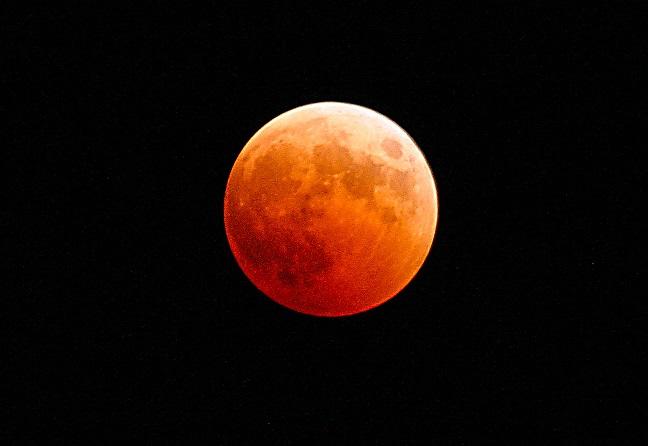 Eclissi di luna penombrale