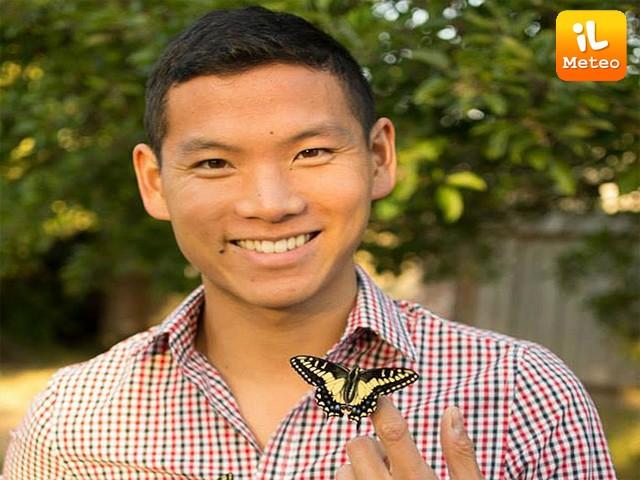 SAN FRANCISCO: il giardino delle farfalle