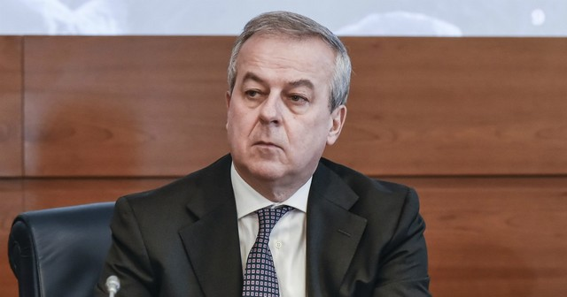 Il Presidente del Consiglio superiore di Sanità Franco Locatelli