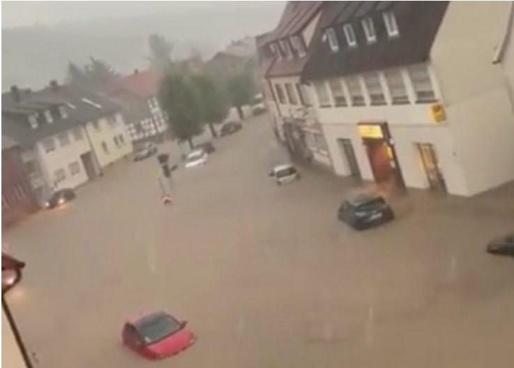 Alluvioni in Germania
