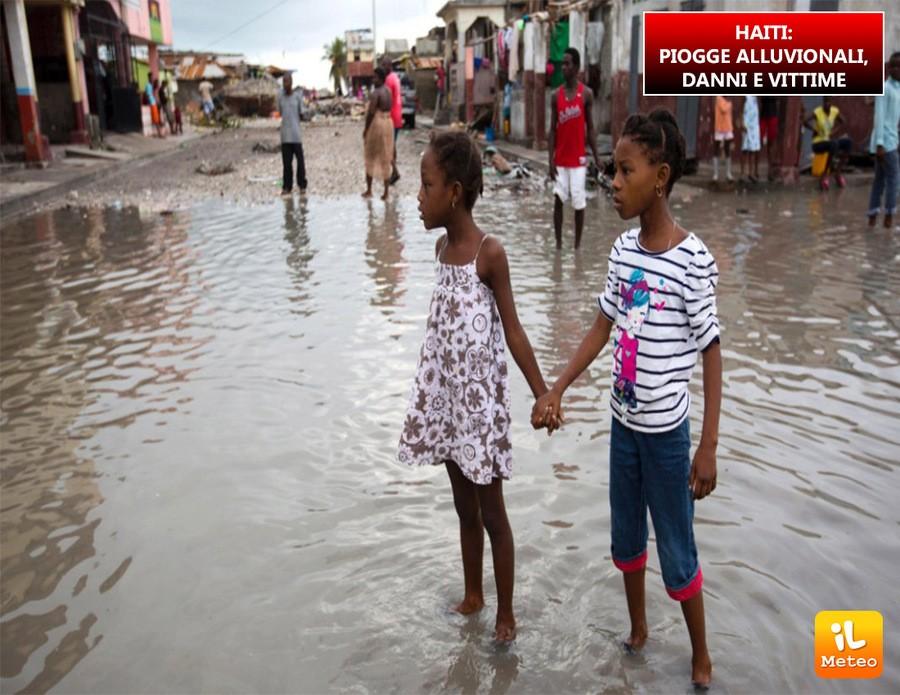Estremo maltempo ad Haiti
