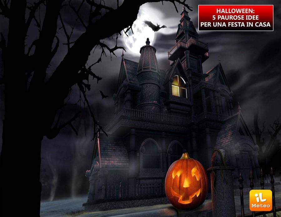 Festa Halloween Idee.Halloween 5 Paurose Idee Per Una Festa In Casa Ilmeteo It