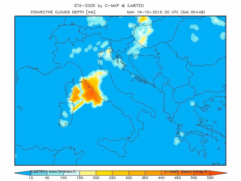Cartina Toscana E Umbria Dettagliata.Meteorologia Mappa Dettagliata Con I Nubifragi Che Hanno Colpito Toscana Marche Romagna Umbria E Lazio Ilmeteo It