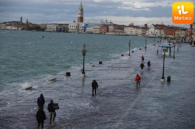 Innalzamento del livello dei mari, problemi nei prossimi anni