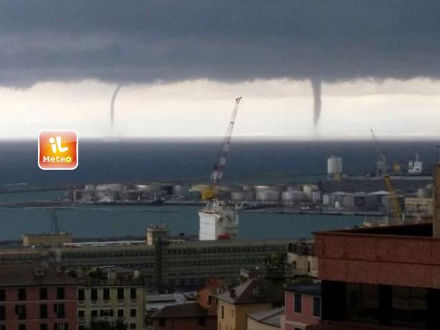 Previsioni Meteo Genova Nubifragi