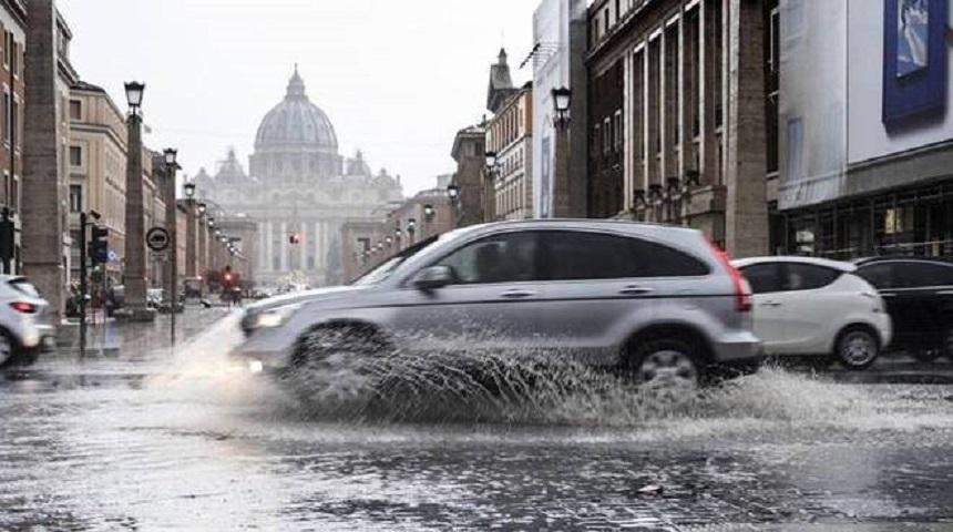 Meteo: ROMA, tra poco Forti ROVESCI e GRANDINATE sulla ...