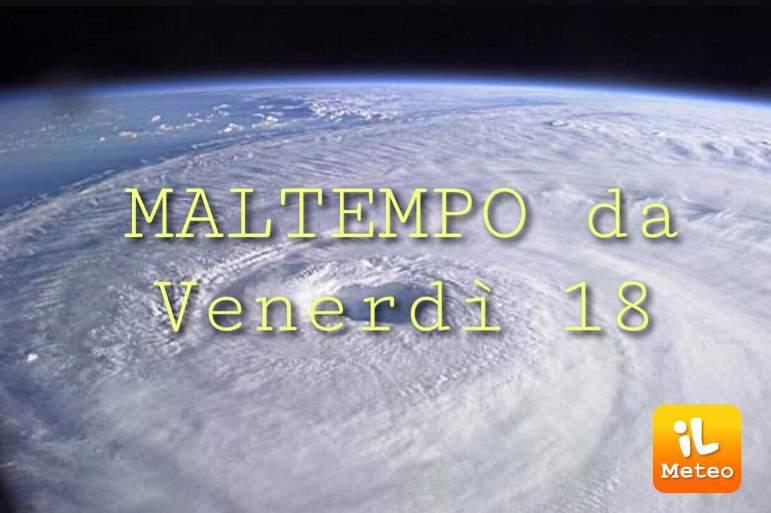 Allerta Meteo Messina: per domani attesi temporali, grandinate forti raffiche di vento