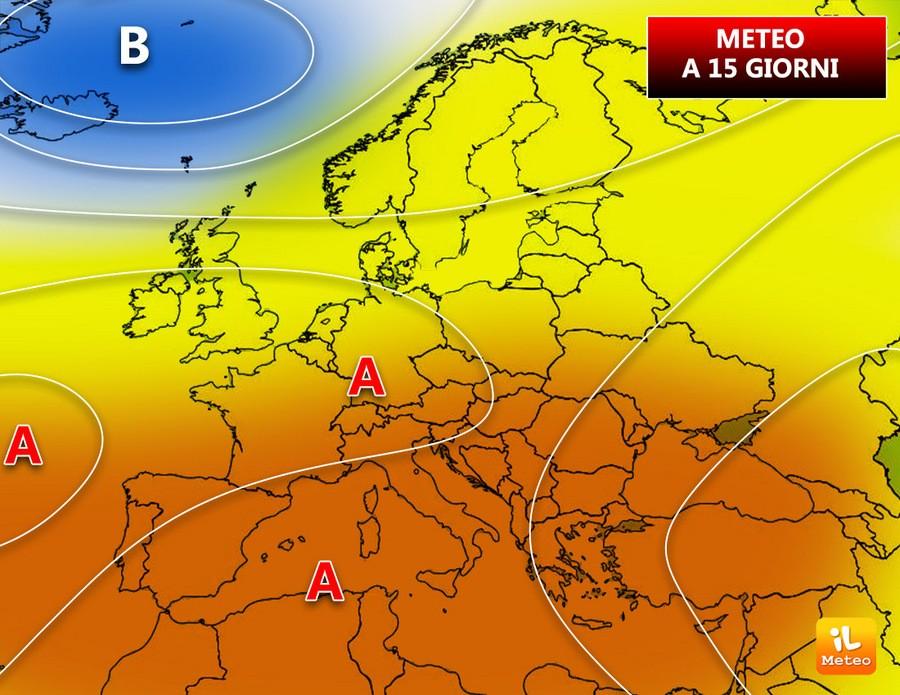Settimana dal caldo record. Modena verso temperatura mai vista prima