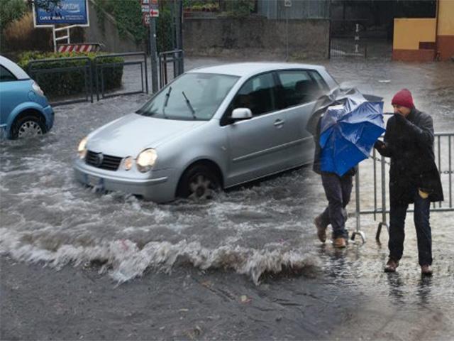 Tempo in peggioramento e piogge già in atto