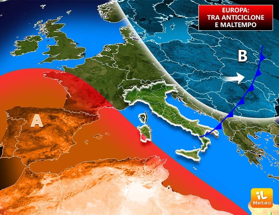 Previsioni per l'11 ottobre, tempo stabile e soleggiato